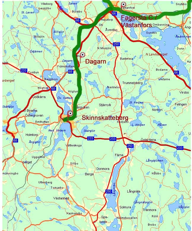 skinnskatteberg karta Guide till en annan del i modellrallarens värld skinnskatteberg karta